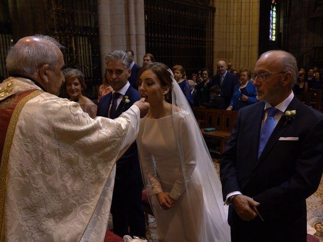 La boda de Marcos y Estefanía en Cembranos, León 108