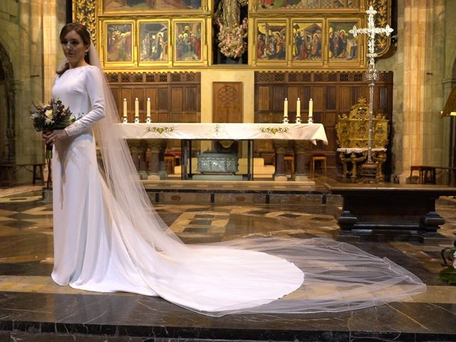 La boda de Marcos y Estefanía en Cembranos, León 110