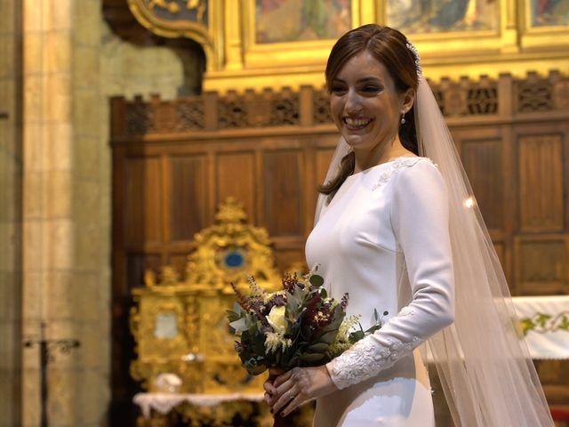 La boda de Marcos y Estefanía en Cembranos, León 111