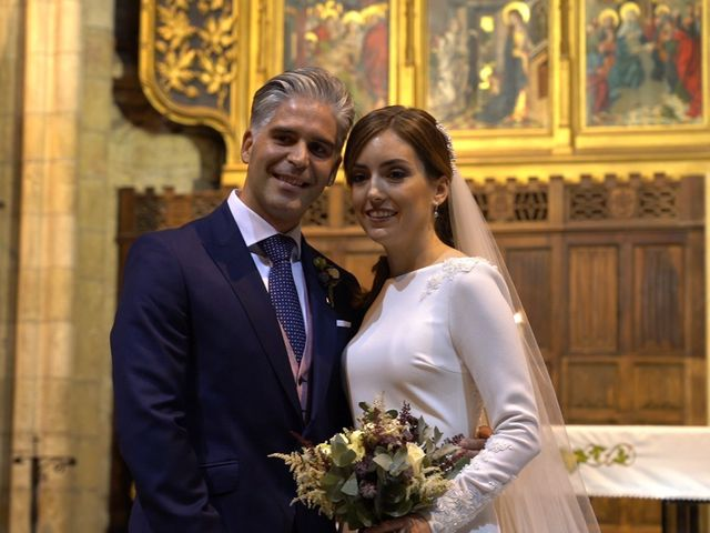 La boda de Marcos y Estefanía en Cembranos, León 113