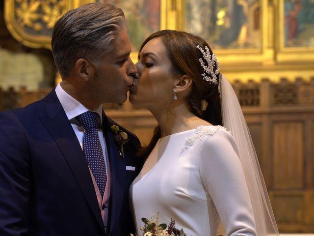 La boda de Marcos y Estefanía en Cembranos, León 114