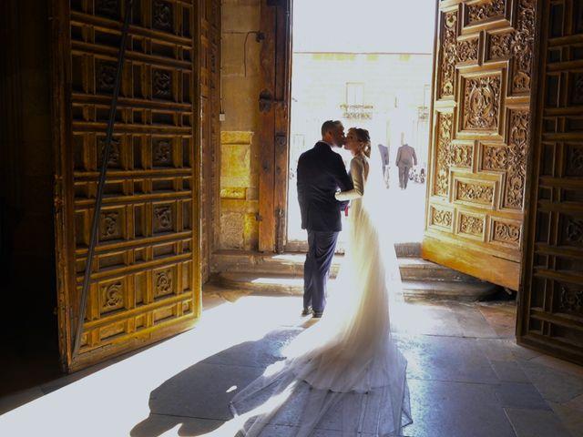 La boda de Marcos y Estefanía en Cembranos, León 115
