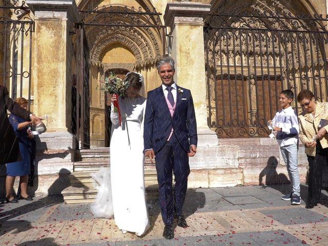 La boda de Marcos y Estefanía en Cembranos, León 120