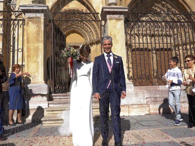 La boda de Marcos y Estefanía en Cembranos, León 121