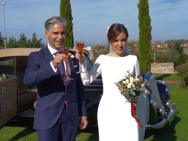 La boda de Marcos y Estefanía en Cembranos, León 140