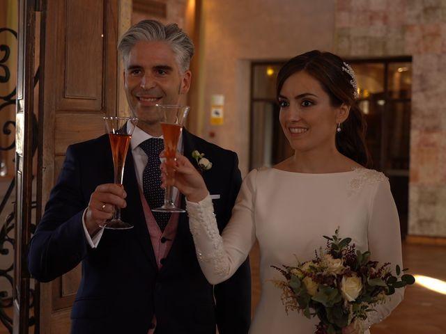 La boda de Marcos y Estefanía en Cembranos, León 157