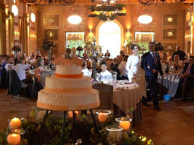 La boda de Marcos y Estefanía en Cembranos, León 167