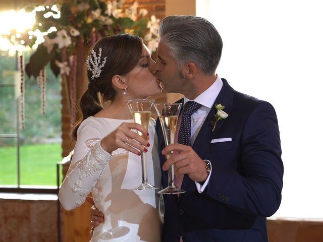 La boda de Marcos y Estefanía en Cembranos, León 176