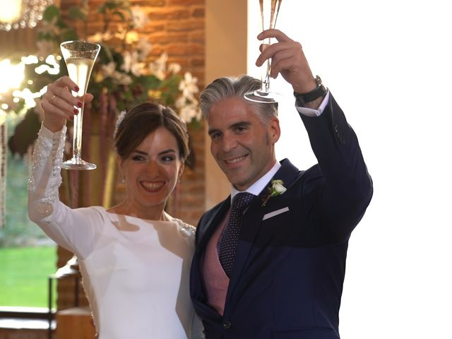 La boda de Marcos y Estefanía en Cembranos, León 177