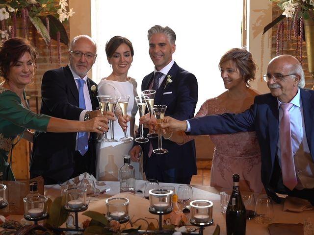 La boda de Marcos y Estefanía en Cembranos, León 178