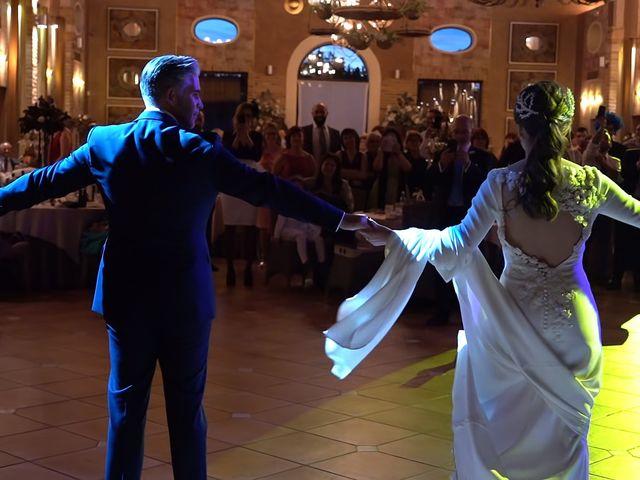 La boda de Marcos y Estefanía en Cembranos, León 183