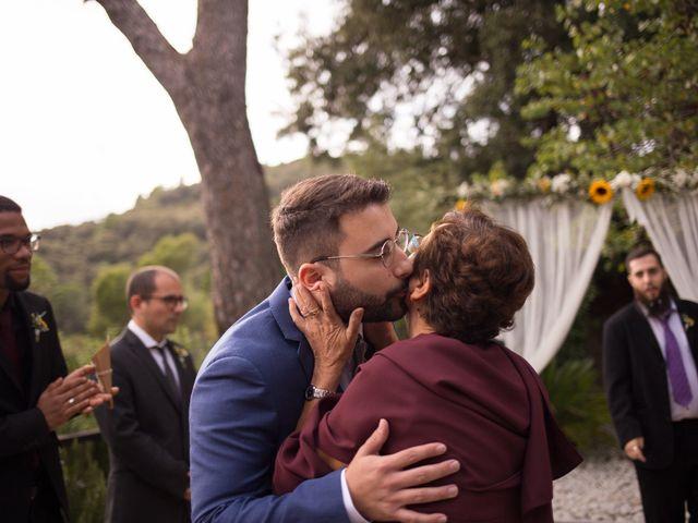 La boda de Josep y Camila en Barcelona, Barcelona 12