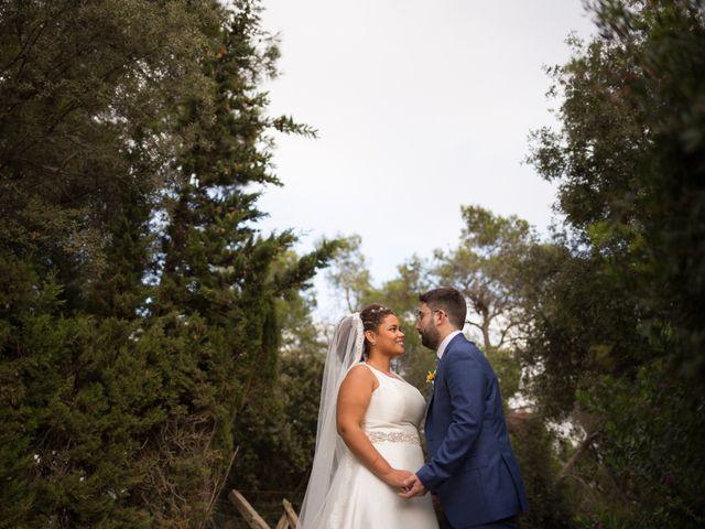 La boda de Josep y Camila en Barcelona, Barcelona 21