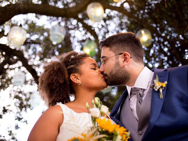 La boda de Camila y Josep