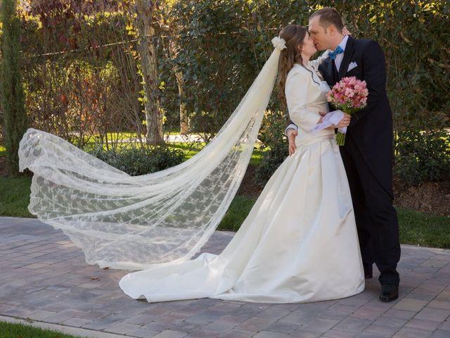 La boda de Javier y Rocío en Valdemoro, Madrid 18