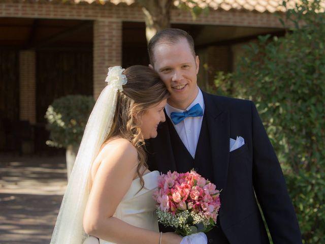 La boda de Javier y Rocío en Valdemoro, Madrid 2