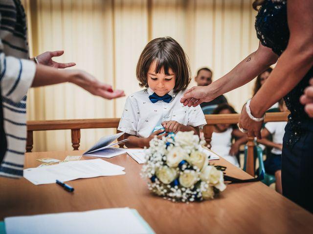 La boda de Desy y Carlos en Vecindario, Las Palmas 23