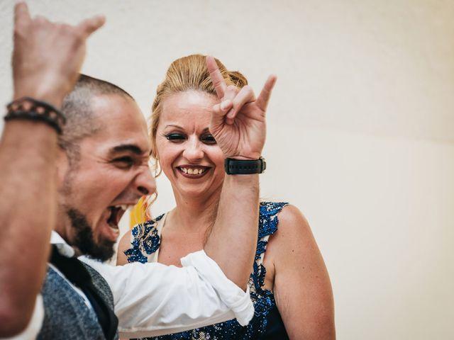 La boda de Desy y Carlos en Vecindario, Las Palmas 26
