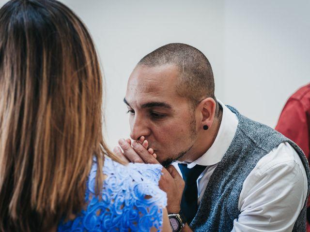 La boda de Desy y Carlos en Vecindario, Las Palmas 28
