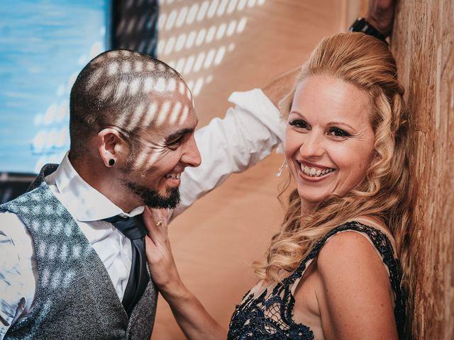 La boda de Desy y Carlos en Vecindario, Las Palmas 33