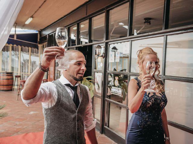 La boda de Desy y Carlos en Vecindario, Las Palmas 39
