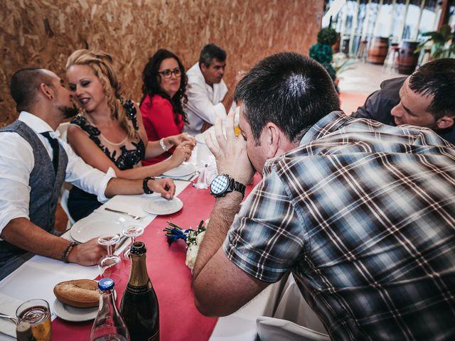 La boda de Desy y Carlos en Vecindario, Las Palmas 47