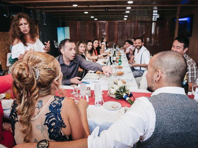 La boda de Desy y Carlos en Vecindario, Las Palmas 49