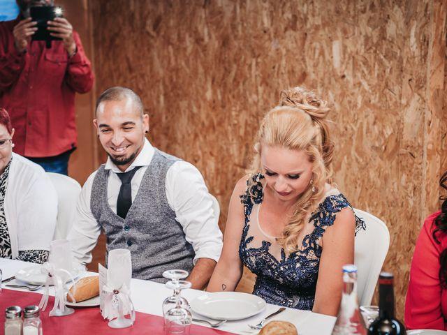 La boda de Desy y Carlos en Vecindario, Las Palmas 52