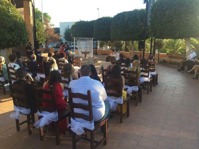La boda de Macu y Noemi en Elx/elche, Alicante 1