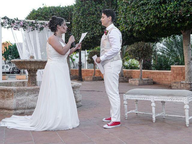 La boda de Macu y Noemi en Elx/elche, Alicante 2