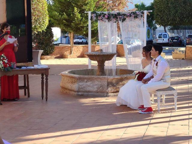 La boda de Macu y Noemi en Elx/elche, Alicante 4