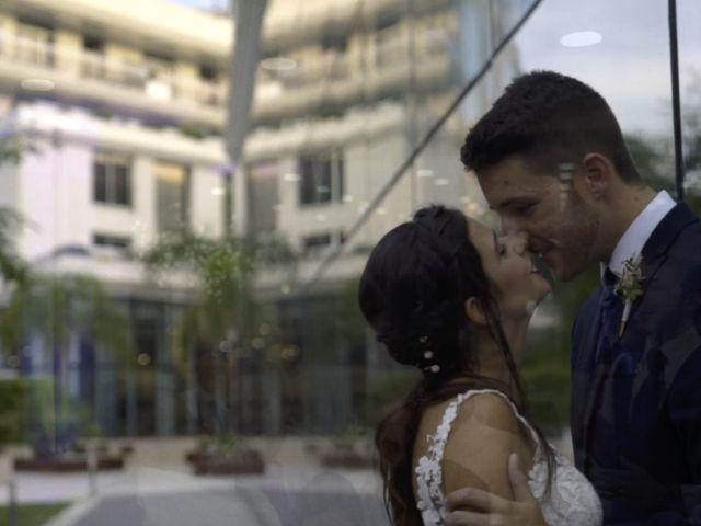 La boda de Maria y Raúl en La Pineda, Tarragona 2