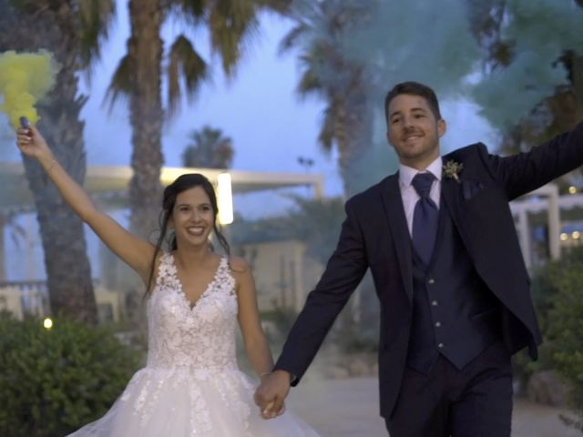La boda de Maria y Raúl en La Pineda, Tarragona 10