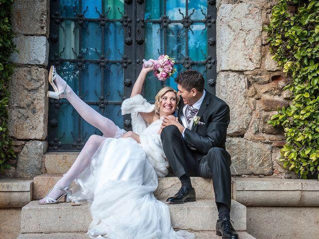 La boda de Gemma y Xavi
