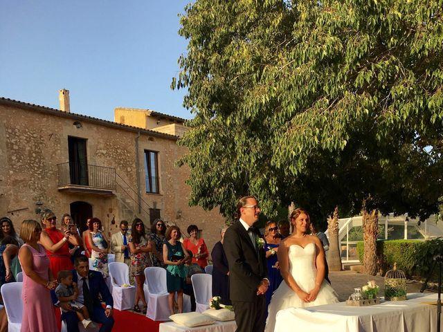 La boda de Gelda y Juan