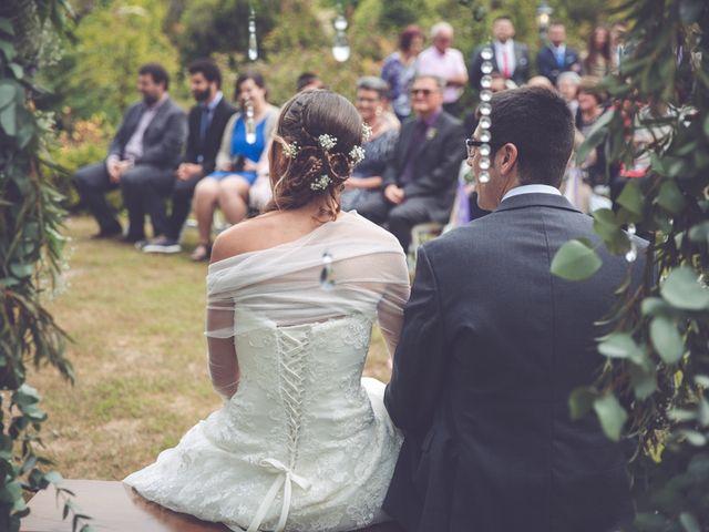 La boda de Andreu y Cristina en Fonteta, Girona 45