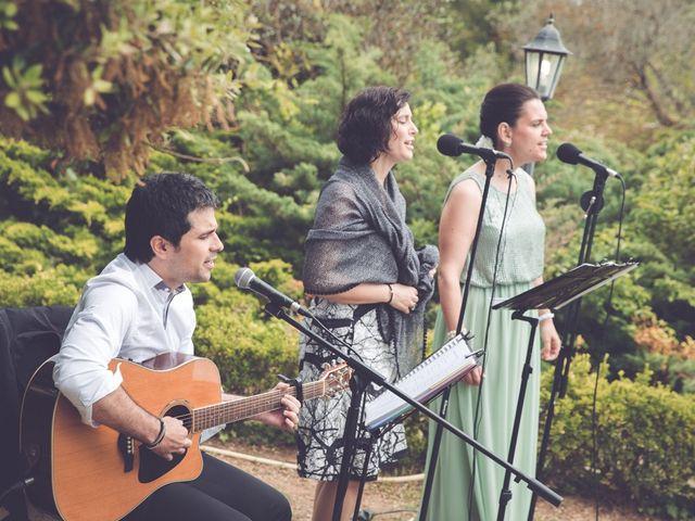 La boda de Andreu y Cristina en Fonteta, Girona 47