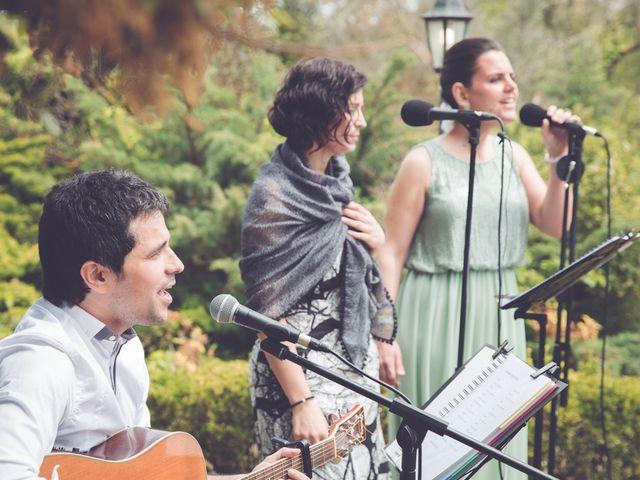 La boda de Andreu y Cristina en Fonteta, Girona 50