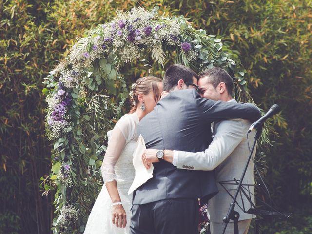 La boda de Andreu y Cristina en Fonteta, Girona 51