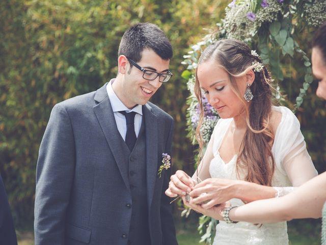 La boda de Andreu y Cristina en Fonteta, Girona 56