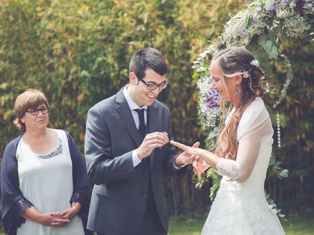 La boda de Andreu y Cristina en Fonteta, Girona 57