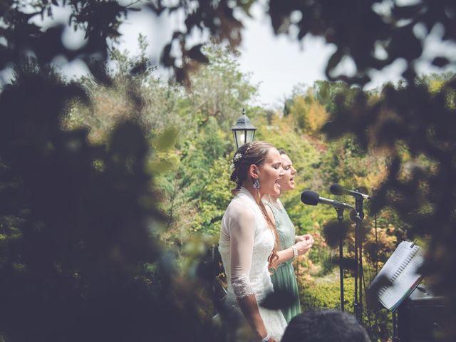 La boda de Andreu y Cristina en Fonteta, Girona 59