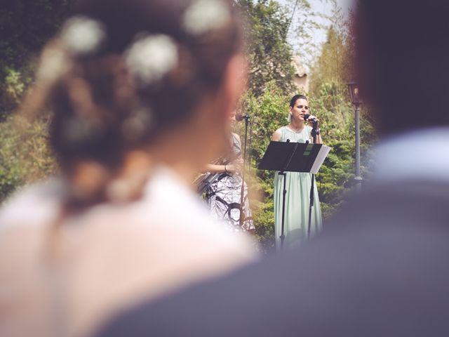 La boda de Andreu y Cristina en Fonteta, Girona 61