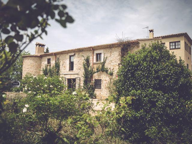 La boda de Andreu y Cristina en Fonteta, Girona 64
