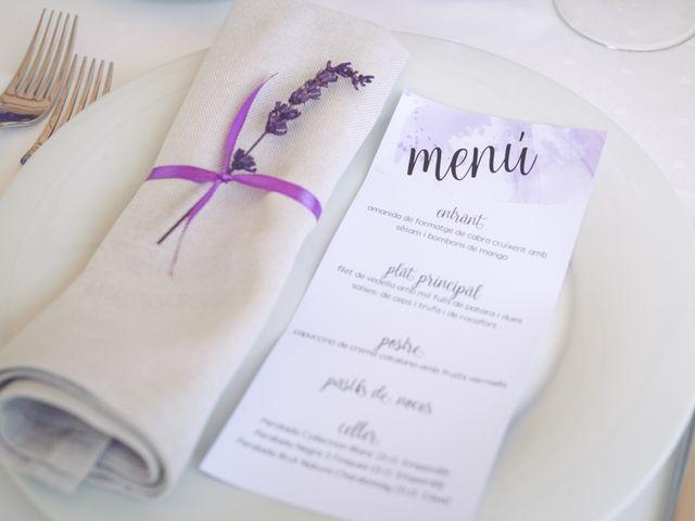 La boda de Andreu y Cristina en Fonteta, Girona 78