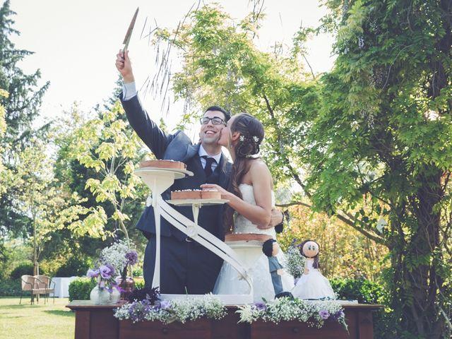 La boda de Andreu y Cristina en Fonteta, Girona 95