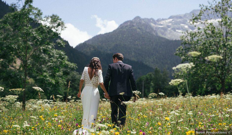 La boda de Sergi y Maria en Vielha/viella, Lleida