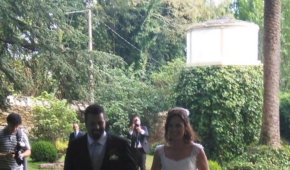 La boda de Cesar  y Lorena en Oleiros, A Coruña