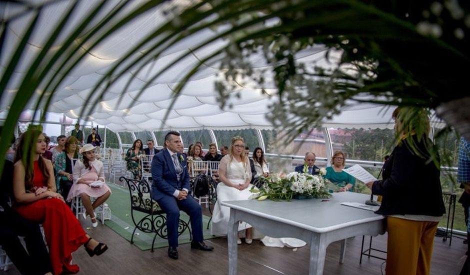 La boda de Verónica y salvador en San Cucao, Asturias