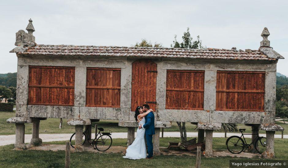 La boda de Marcos y Laura en Vigo, Pontevedra